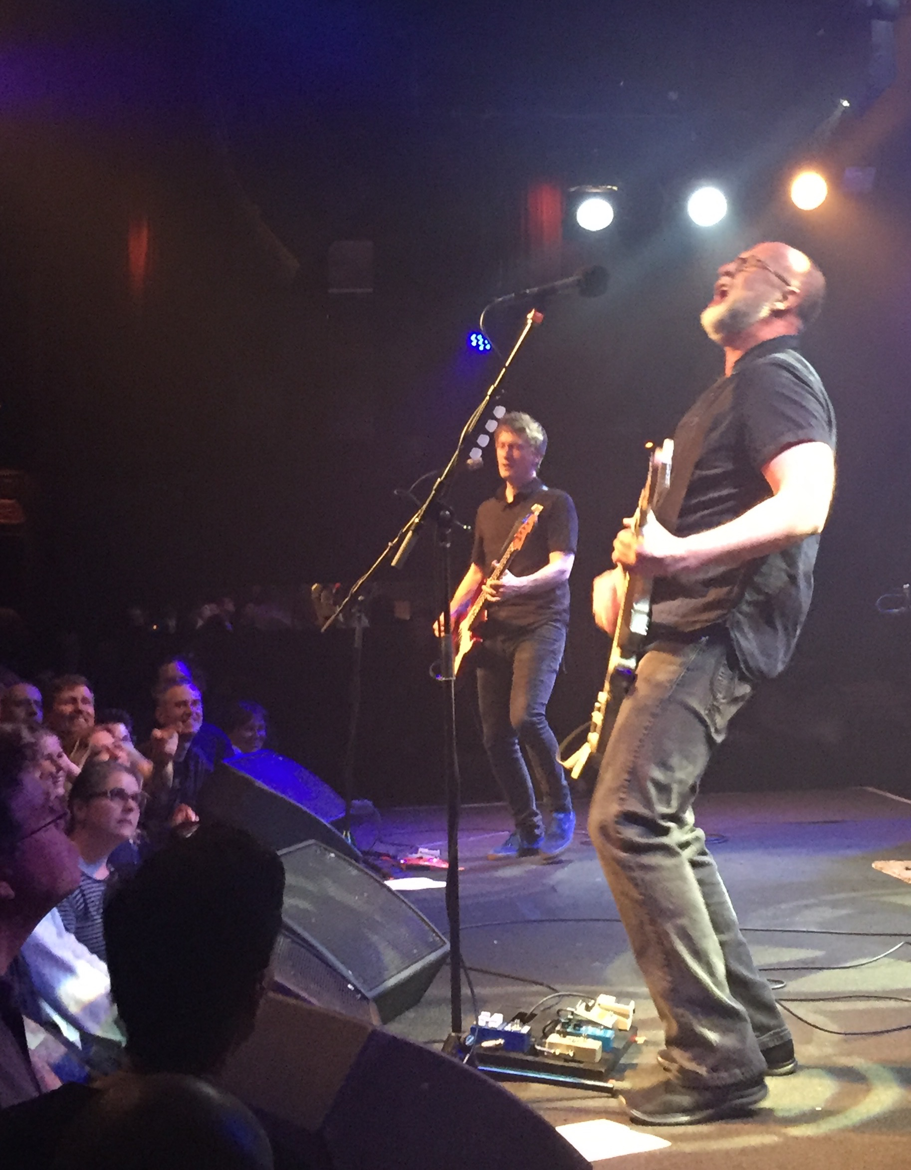 Review: Bob Mould lets music do talking at The Independent