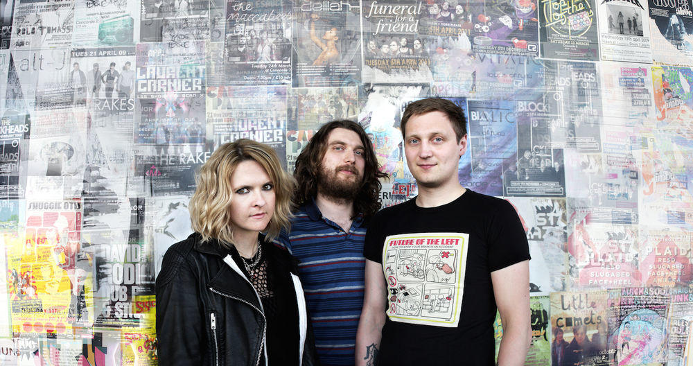 Garage rockers The Subways return to San Francisco after eight years away