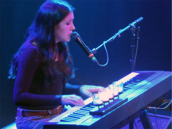 Review & video: Vanessa Carlton at The Independent