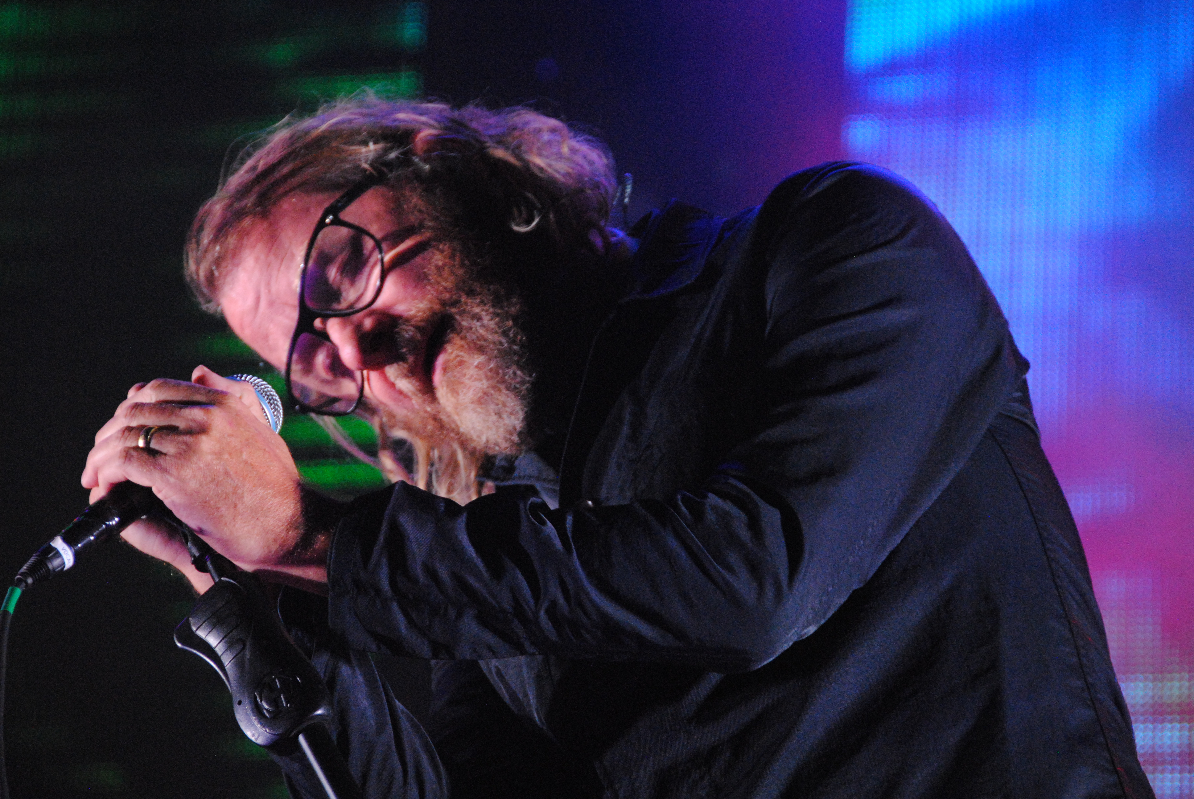 Review, photos, videos: The National tests new material at Greek Theatre