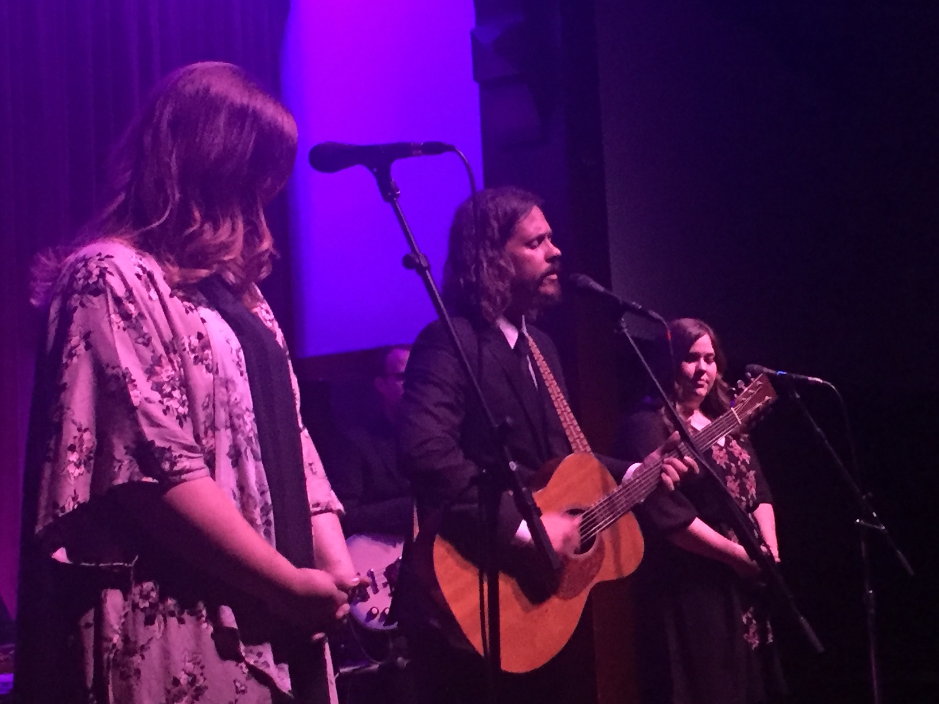 John Paul White unveils new LP at Swedish American Hall