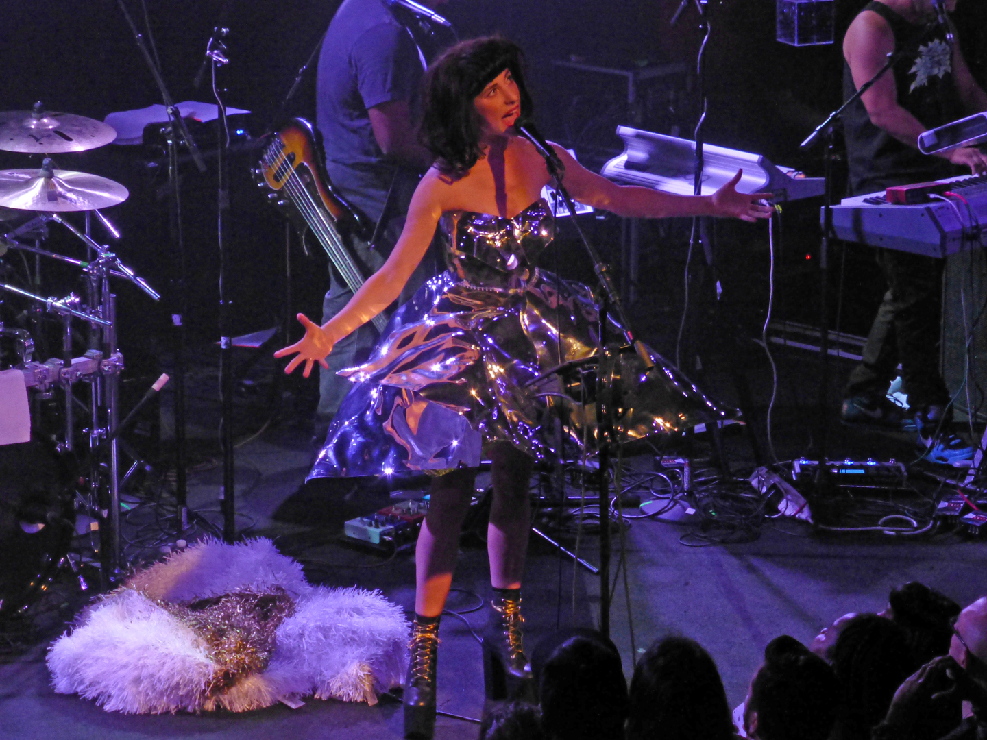Photos & videos: Kimbra at the Independent, 10/20/2014