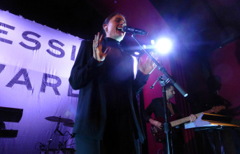 Photos & videos: Jessie Ware at The Chapel, 10/21/2014