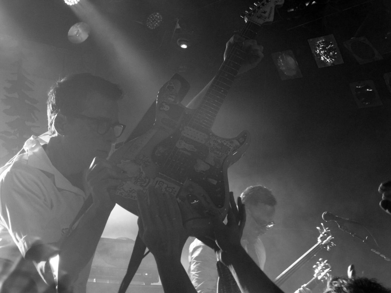 Photos & videos: Weezer at Slim's on Nov. 2, 2014