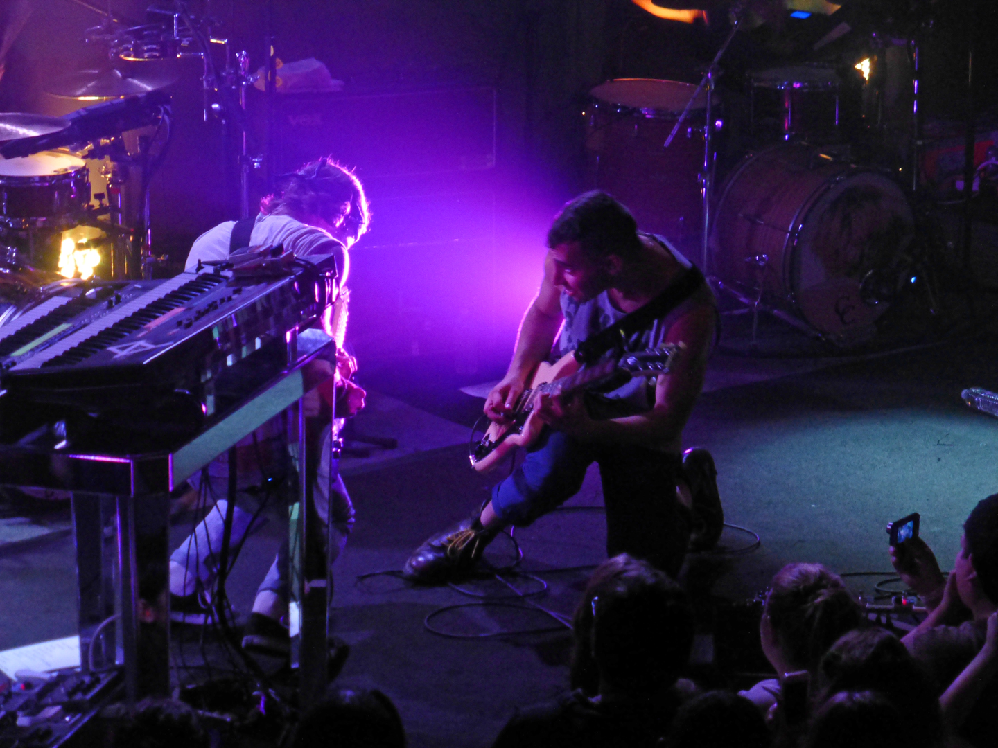 Photos and videos: Bleachers at the Independent on Nov. 6, 2014