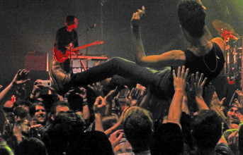 Photos and videos: Geographer, K.Flay and Empires - Noise Pop 2015