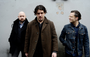 Transcontinental rock trio Augustines return to SF with third album
