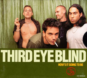 Third Eye Blind, 3EB, Stephan Jenkins, Arion Salazar, Kevin Cadogan