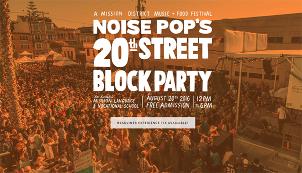 20th Street Block Party