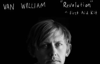 "Radio Roman: ""Revolution"" - Van William featuring First Aid Kit"