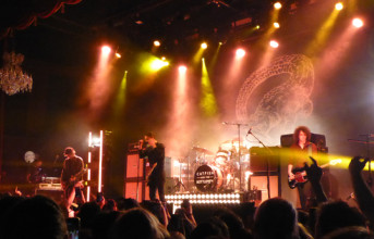 Review: Catfish and the Bottlemen start strong, fall into repetition at the Fillmore