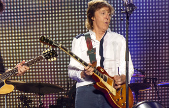 Paul McCartney working on musical adaptation of 'It's A Wonderful Life'