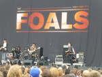 Foals, Yannis Philippakis, Jack Bevan, Edwin Congreave, Walter Gervers, Jimmy Smith, Andrew Mears