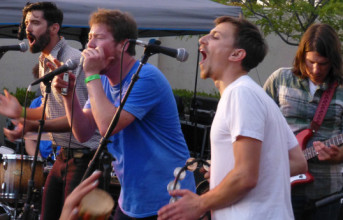 Photos, Videos: Front Porch Music Festival at Wente Family Vineyards - 8/31