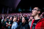 Prophets of Rage, crowd