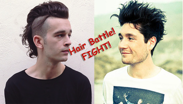 The 1975's Matty Healy on the truth of three chords and hair battles with Bastille