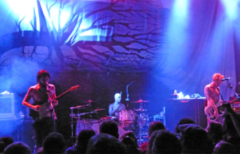 Photos and video: Biffy Clyro at GAMH - 2/12/14