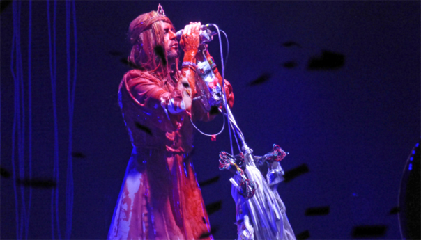 Videos and photos: The Flaming Lips and Tame Impala at Halloween Blood Bath - 10/31
