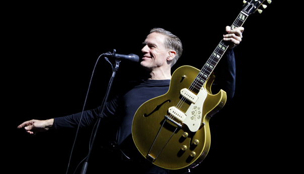 Bryan Adams doesn't need the excuse of new music to tour America