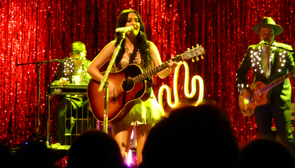 Review, video: A night in Kacey Musgraves' home town