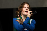 Christine and the Queens, Heloise Lettessier, Treasure Island Music Festival, TIMF, Treasure Island Festival