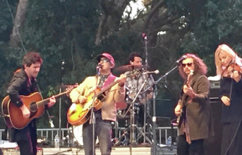 Review: Monsters of Folk (almost) reunites at Hardly Strictly