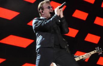 U2 announces commemorative Joshua Tree Tour, Santa Clara show