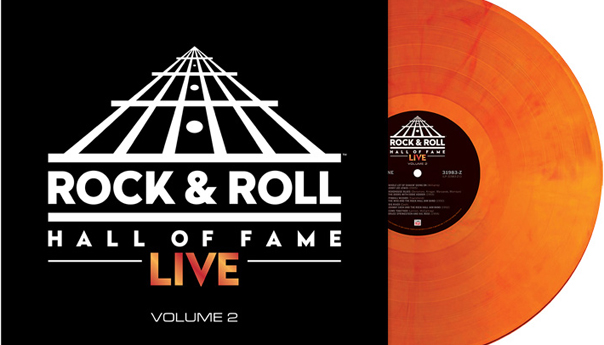 Win a limited-edition vinyl featuring live Rock & Roll Hall of Fame performances