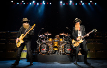 Review, photos: ZZ Top not under any pressure at the Warfield