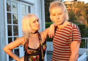 Zak Starkey and Sshh Liguz deal with 'Issues' on SSHH covers album