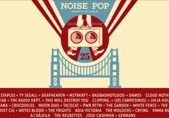 Noise Pop announces initial 2017 lineup