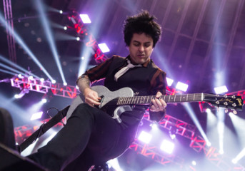 Review and Photos: Green Day the main attraction at Not So Silent Night Saturday