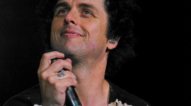 Photos, video: Green Day at The Greek Theater, Berkeley - 4/16