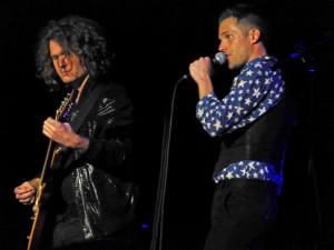The Killers, Brandon Flowers, Dave Keuning, Mark Stoermer, Ronnie Vannucci