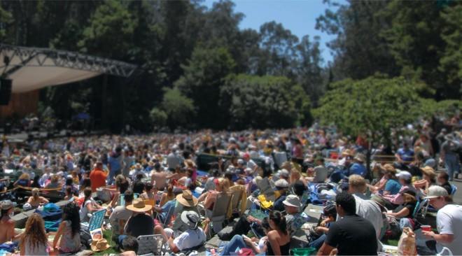 Stern Grove announces 2013 concert lineup