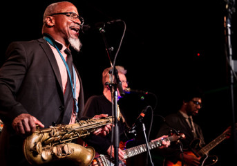 Karl Denson's Tiny Universe electrifies at Terrapin Crossroads