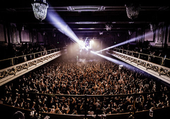 Review, photos: Audien proves himself at the Regency Ballroom