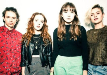 Video: The Regrettes skyrocketing back to the future