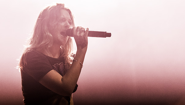Review and Photos: Tove Lo puts sexuality above performance in Oakland