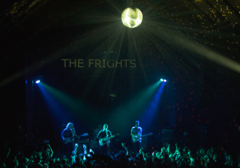 Noise Pop Review: The Frights inject The Chapel with youthful excitement