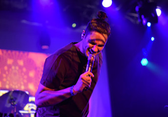 Review and Photos: Delhi 2 Dublin sing, rap and trap at The Independent
