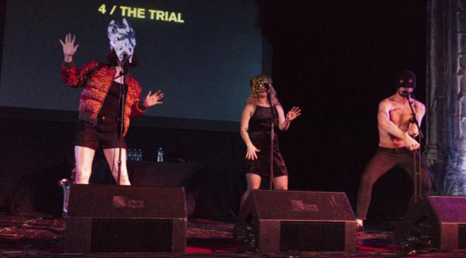 Photos: Pussy Riot tells its story at the Regency Ballroom