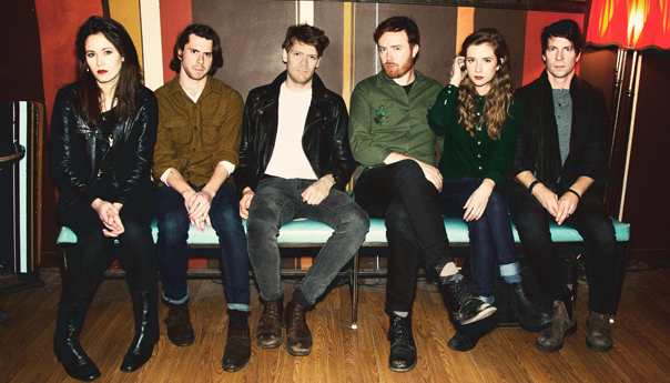 Interview: Fast Romantics trade Alberta for Toronto on <em>American Love</em>
