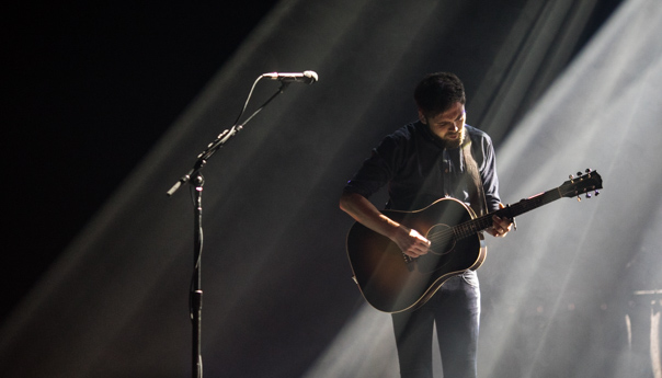 Photos and Review: Passenger shares his life's stories at Fox Theater