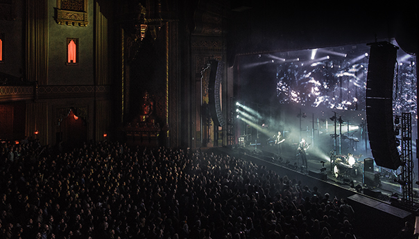 Review: Sigur Rós bring technically exquisite and calculated show to Oakland