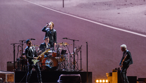 Review: U2 leaves <em>The Joshua Tree</em> open to interpretation