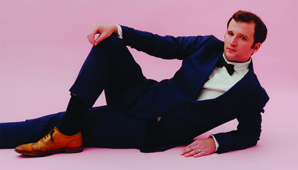 Album Review: Baio's stress over world events fills <em>Man of the World</em>