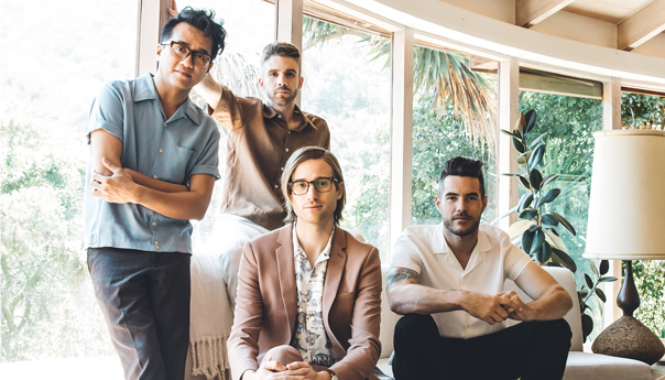 Q&A: High-tech art and lowbrow humor with Saint Motel