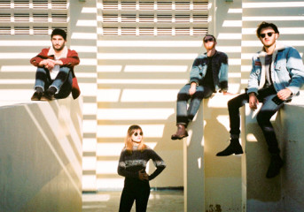 Catching up with San Cisco: Guitarist Josh Biondillo on the Aussies' <em>The Water</em>