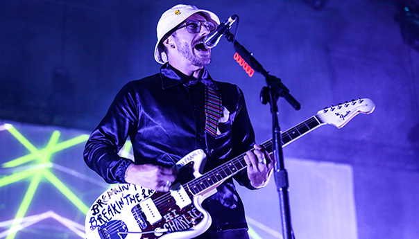 PHOTOS: Portugal. The Man, Local Natives show mainstream dominance at the Greek